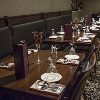 Cellar Grille Long Table